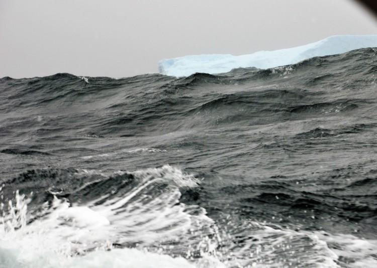 wave icebergG