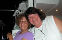 Paula and Rhonda