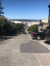 hills of sf